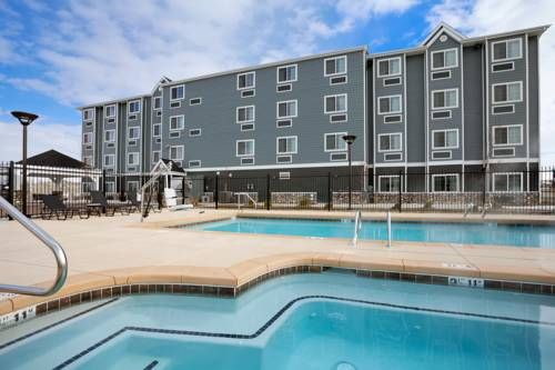 Microtel Inn Suites By Wyndham Aztec Aztec New Mexico Situated