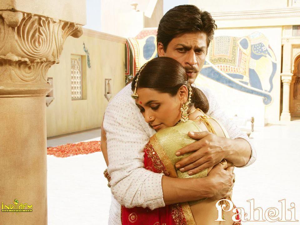 Image result for shahrukh khan rani mukherjee embrace