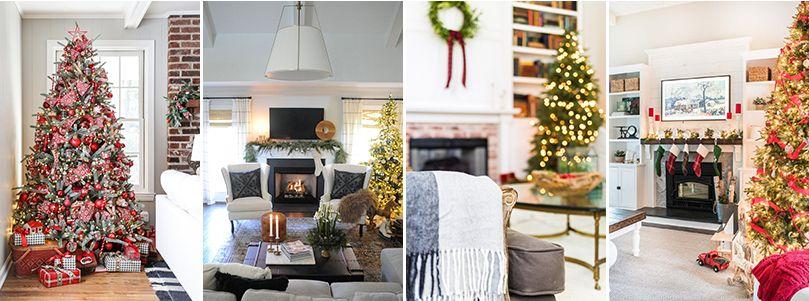 Seasons of Home – Unser Weihnachtsbaum in unserem Familienzimmer – Liebes Lillie Studio