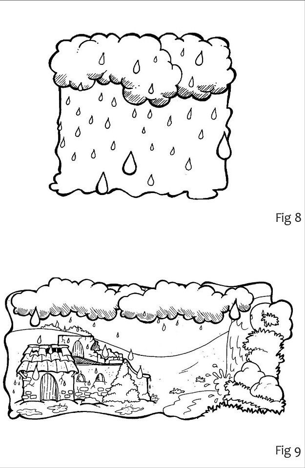 Casa Roccia 14 Jpg 625 960 Bible Coloring Pages House On The Rock Bible Coloring