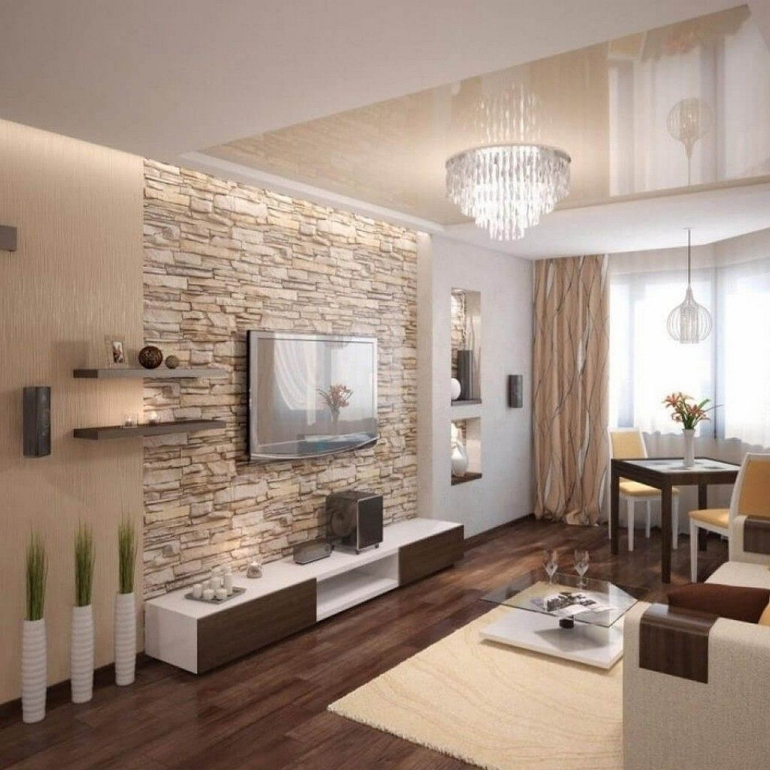 23 Charming Beige Living Room Design Ideas To Brighten Up Your