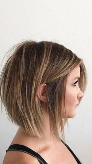 9x How To Style A Bob So You Finally Got That Bo Thick Hair Styles Hair Styles Bob Hairstyles