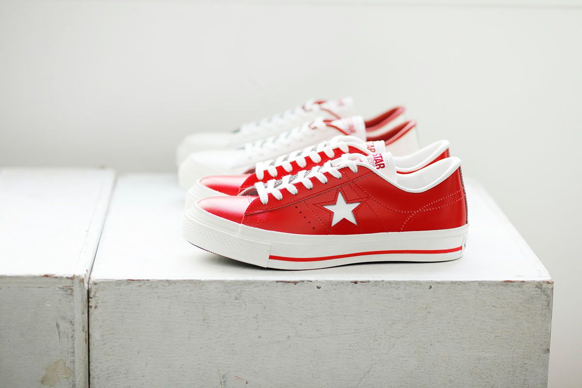 Converse One Star J Red Made In Japan