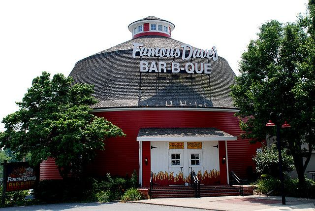 Famous Dave's Bar-B-Que - Champaign, IL - out of business
