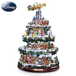 Disney Christmas Trees: Tabletop Christmas Tree From The Wonderful World Of Disney  $199.95  #pintowinGifts & @giftsdotcom