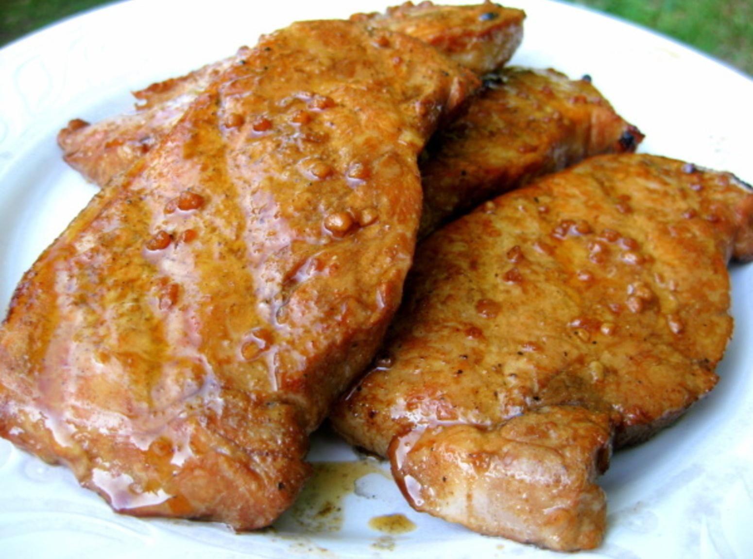 Different ways to cook pork chops - Cumin Grilled Pork Chops