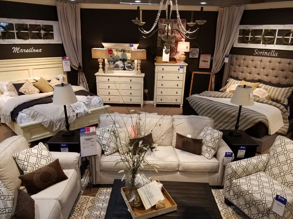 Ashley Furniture Showroom Bwood Tn
