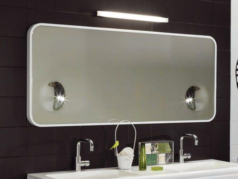Cover specchio bagno by regia design bruna rapisarda mirrors