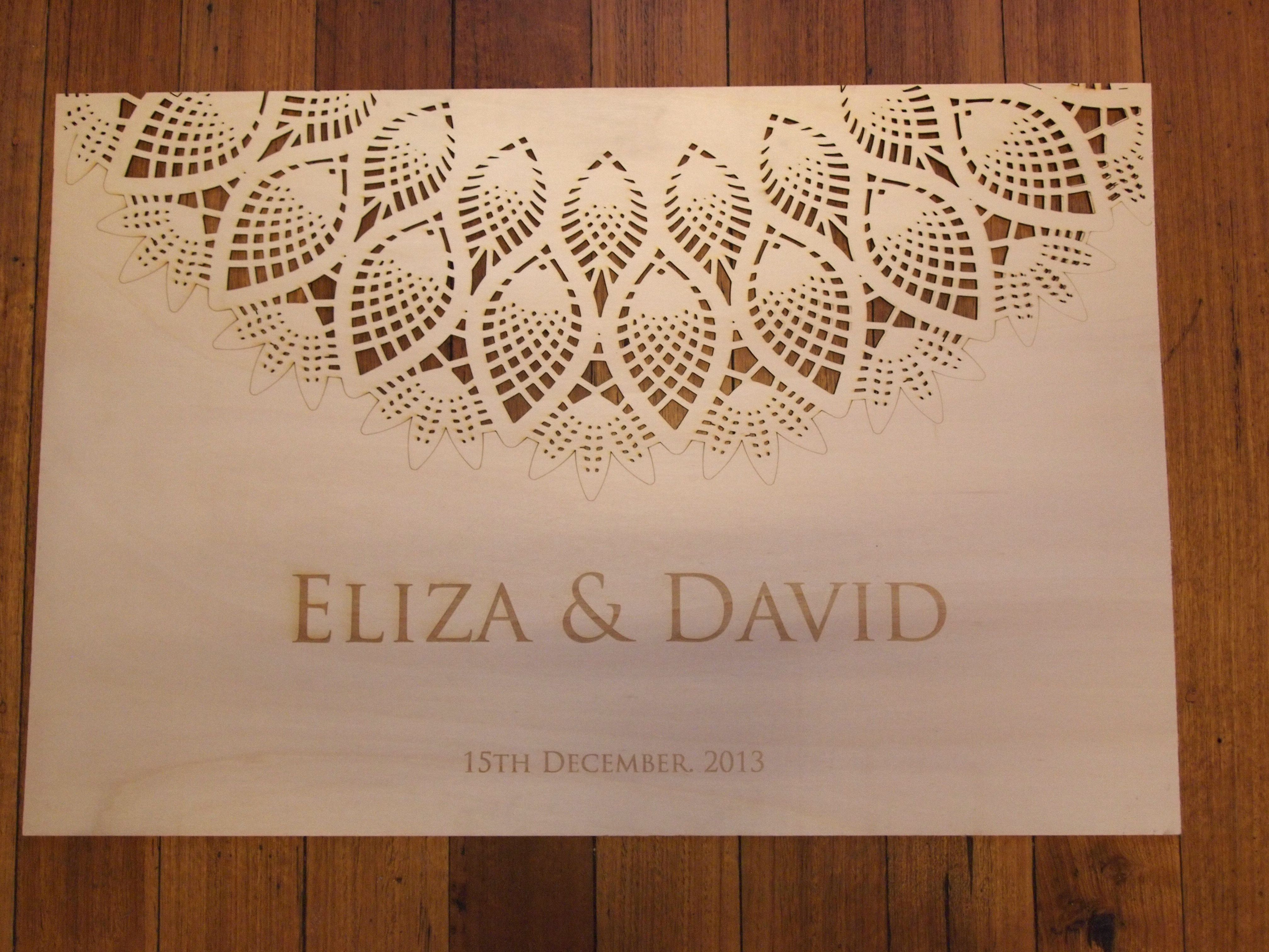 Wedding Signage Stationery Http Www Clicweddinginvitations Laser Cut