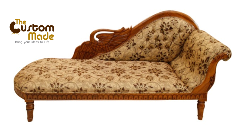 Carved Diwan Sofa In Teak Dimension (HxLxB): 36x60x30 Inches Send Your  Inquiry On
