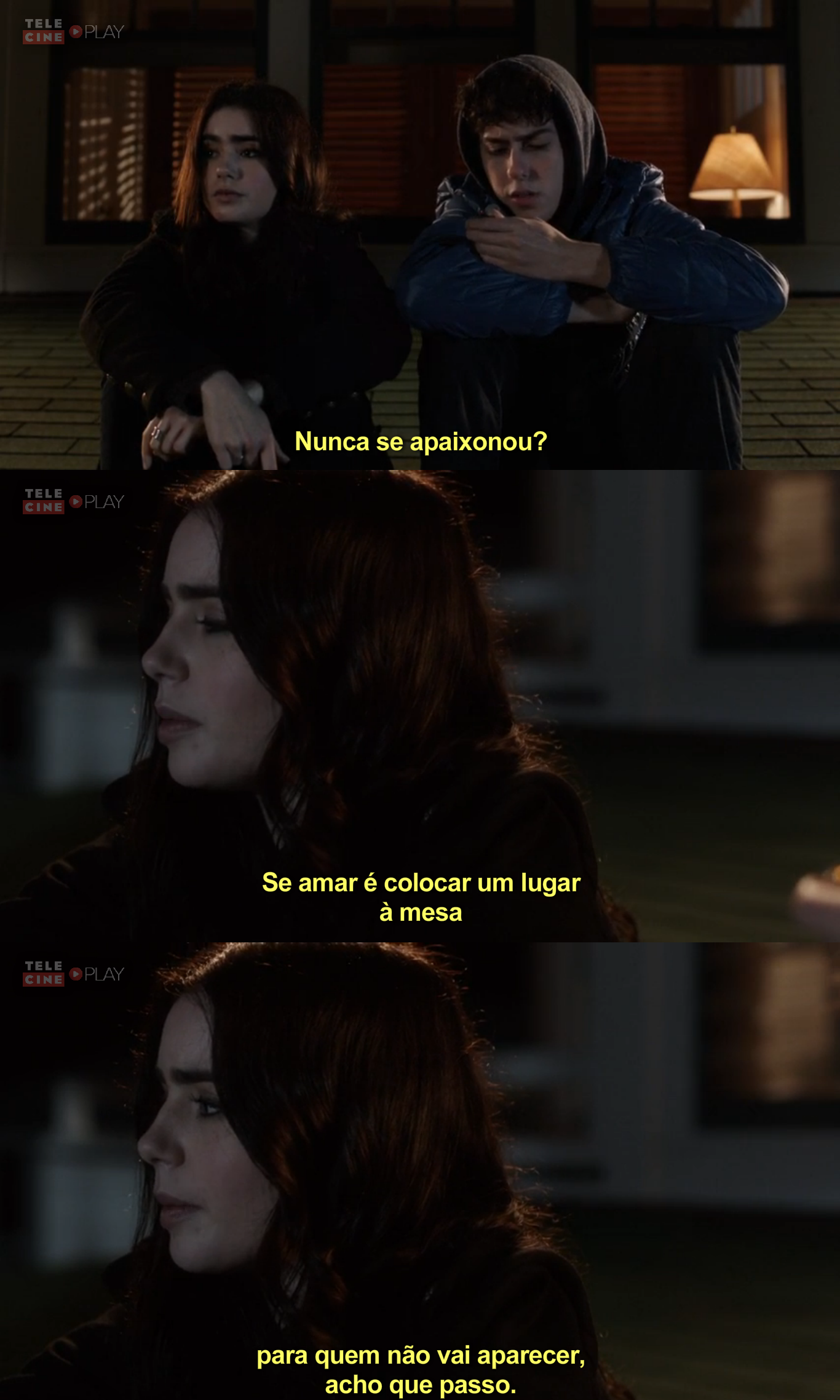 Ligados Pelo Amor Stuck In Love Frases Frases Movies E
