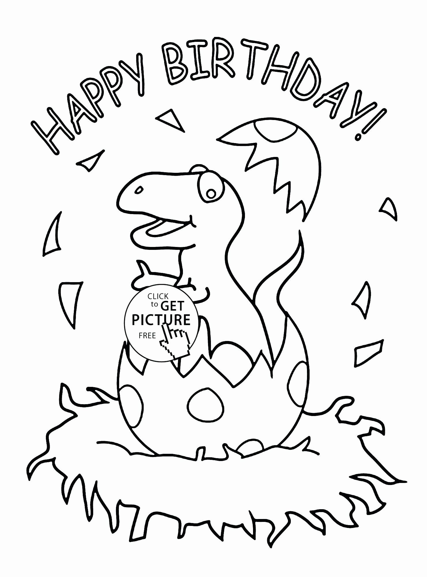 Birthday Card Coloring Page Printable Best Of Birthday Cards Coloring Pages Hig Happy Birthday Coloring Pages Birthday Coloring Pages Coloring Birthday Cards