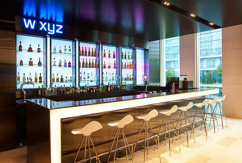 Aloft Seoul Gangnam - Tactic 1 | CELAYA | Pinterest | Seoul, Lobbies and  Room