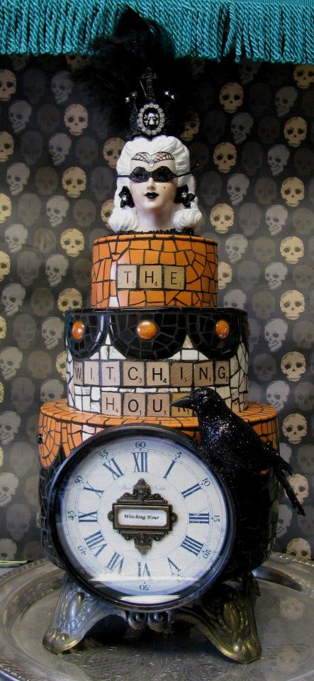 Witching Hour Cake