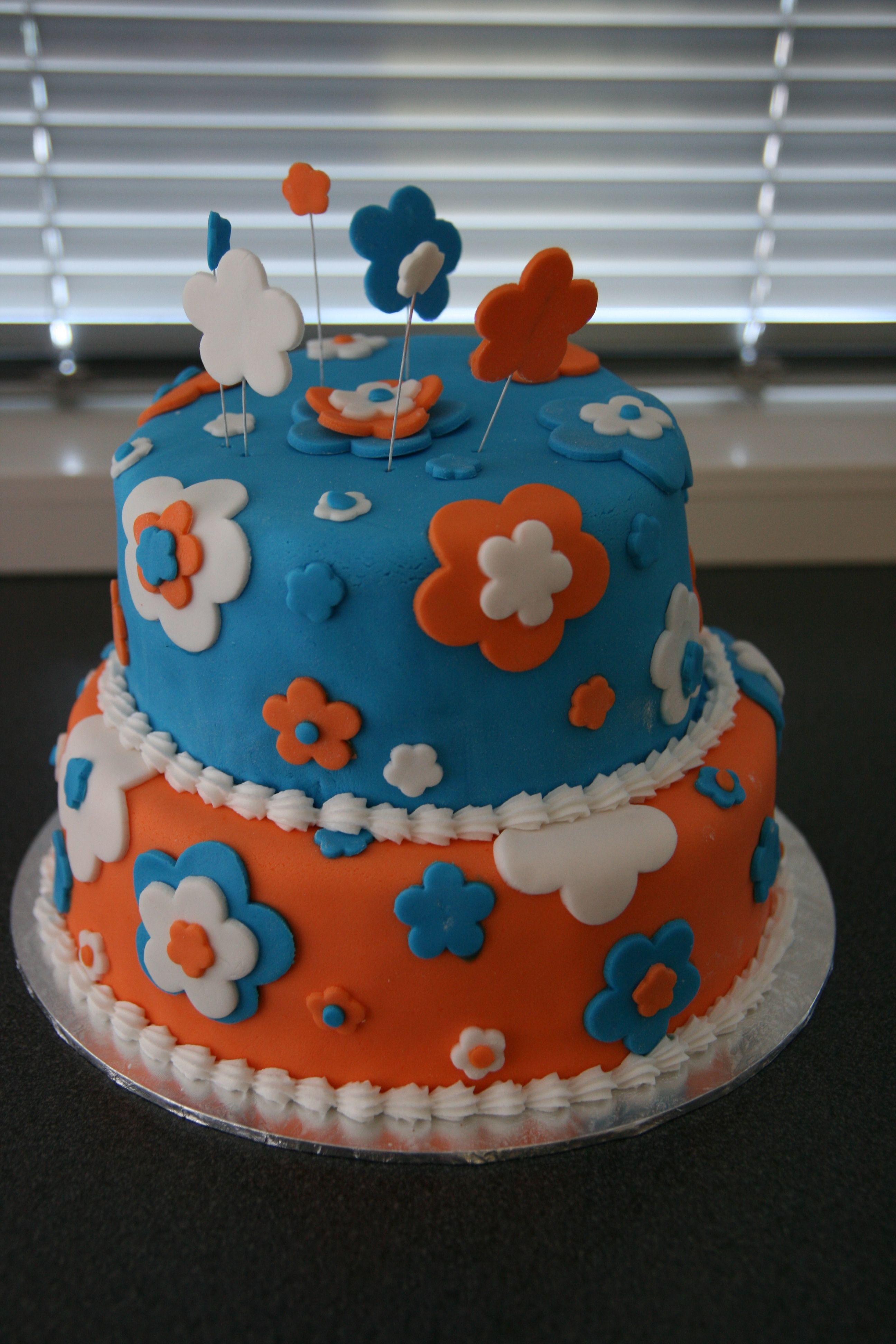 Mijn eerste taart gemaakt bij Le beau gateau in Amsterdam