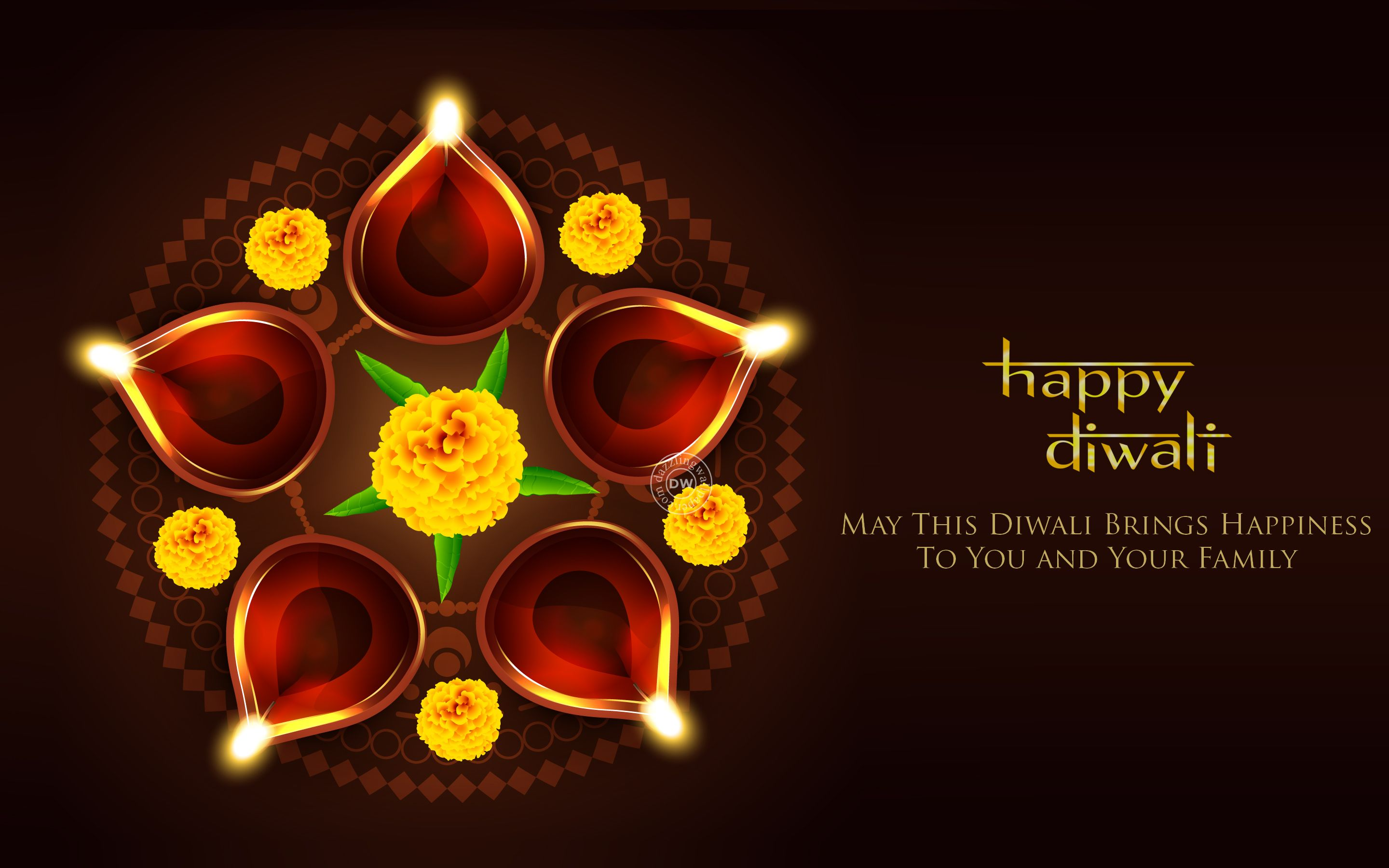 diwali hd wallpaper with rangoli quotes happy diwali 2014