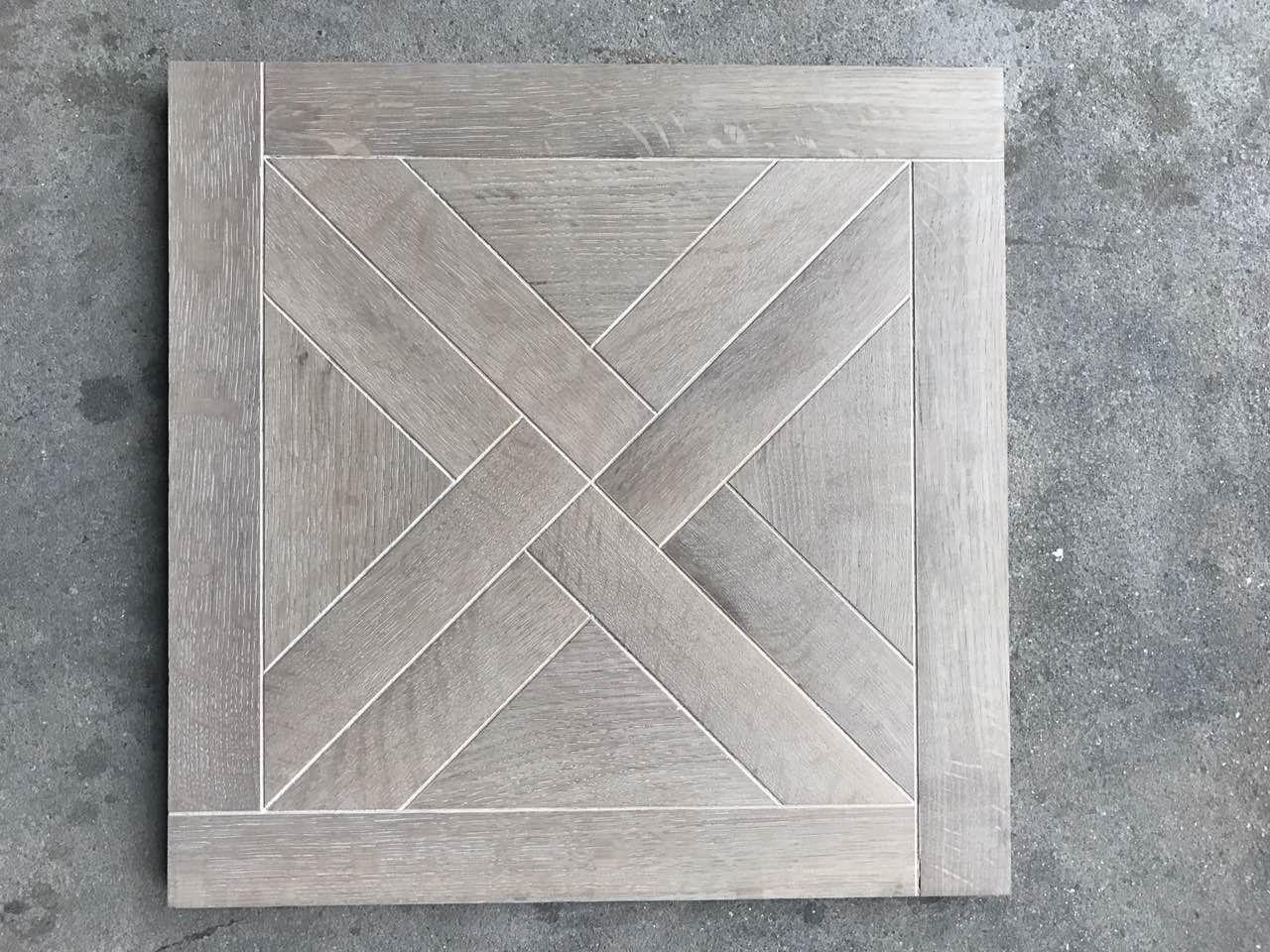 Grey oak parquet floors Oak parquet flooring, Parquet