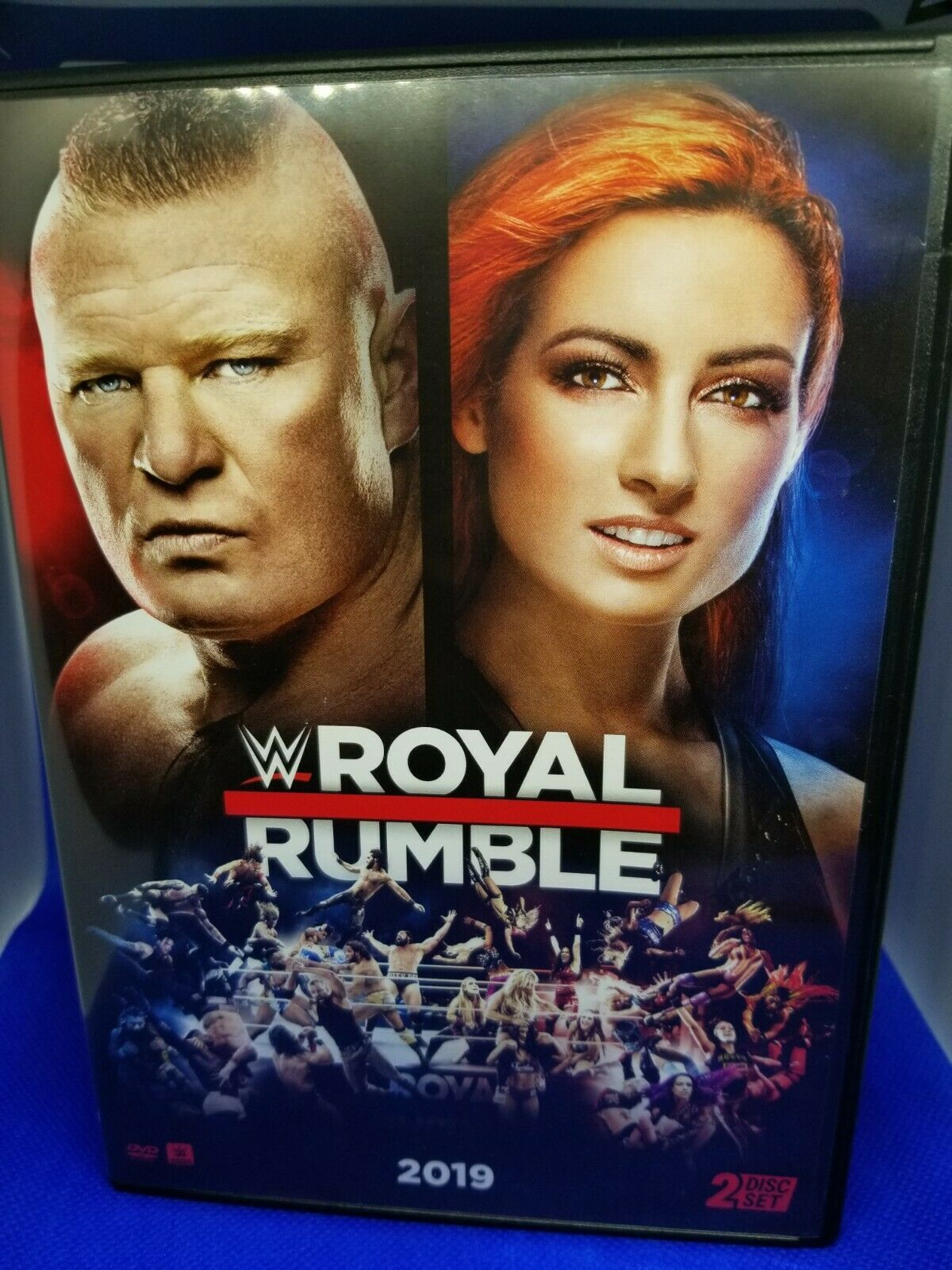 WWE Royal Rumble nopeus dating