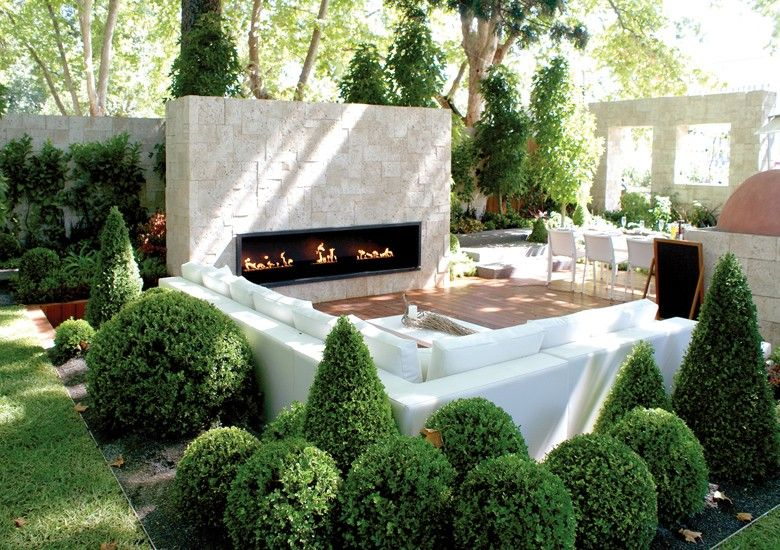 Fireplace Ideas: Design Inspiration | Melbourne australia, Melbourne ...
