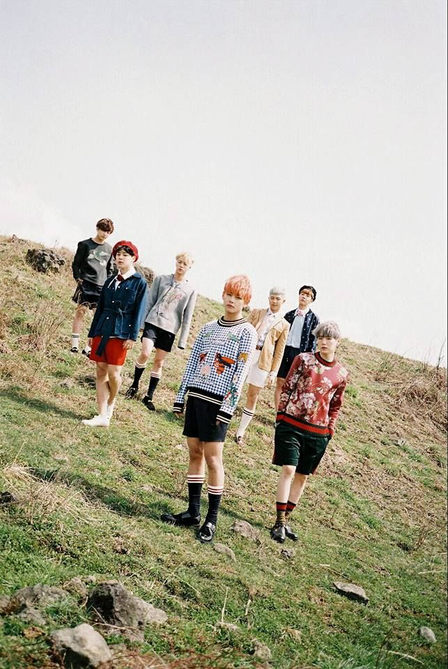 BTS(방탕소년단) Special Album '화양연화 Young Forever'