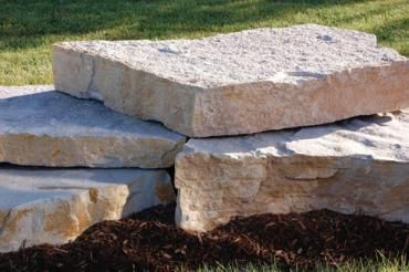 Eden Weathered Edge Outcropping Landscaping Supplies Landscape Stone Landscape Materials