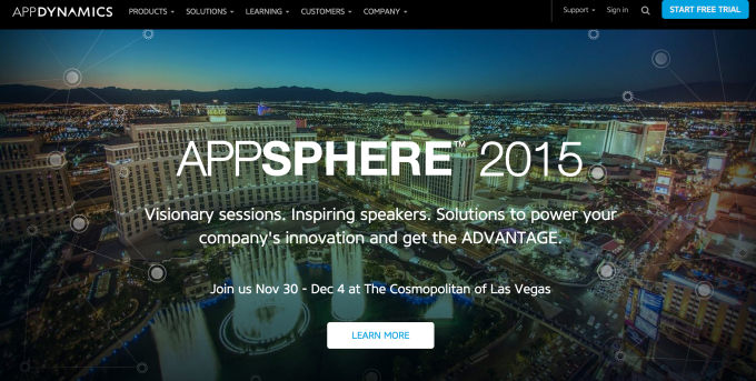 AppDynamics Raises 158M; Now Valued At 1.9 Billion New