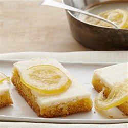 Sunshine Lemon Bars - Allrecipes.com