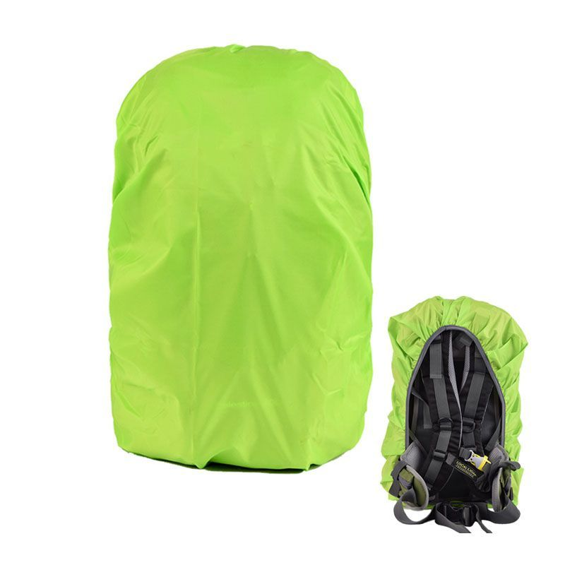 4ad76e7b5e Waterproof Rain Cover Backpack Raincoat Suit for 30-40L Hiking Outdoor Bag  Backpack Case Travel