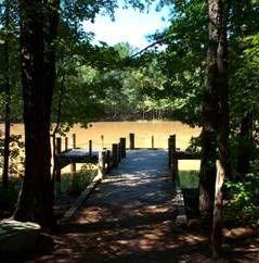 Peachtree City Ga Official Website Line Creek Nature Area Peachtree City City Fishing Dock