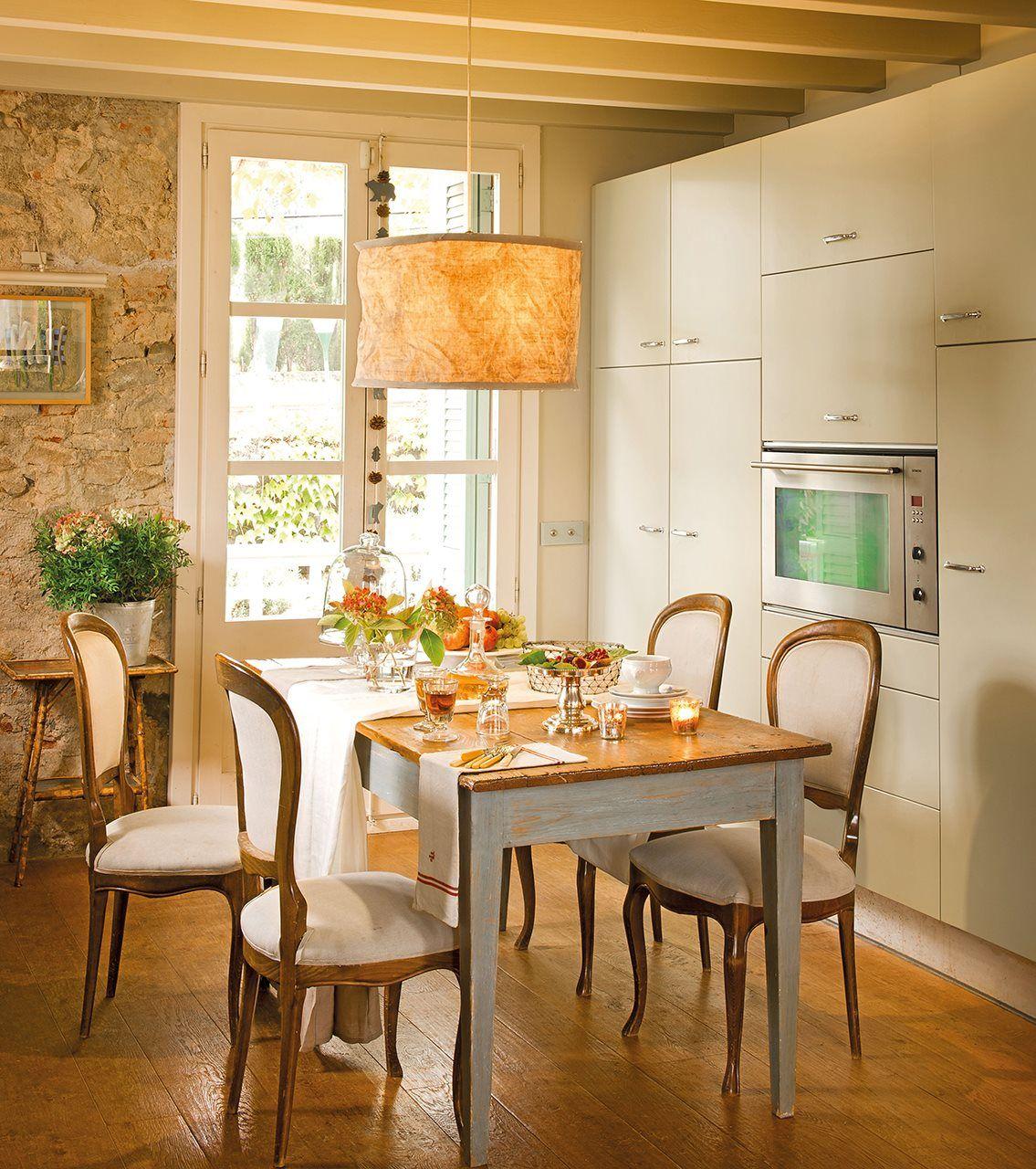 3 cocinas abiertas muy bien integradas | Pinterest | Open kitchens ...