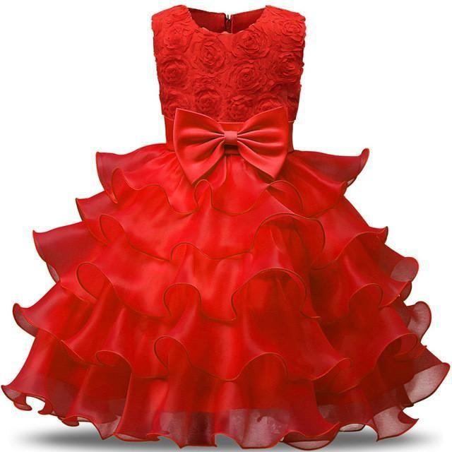 Summer Girl Pageant Dress