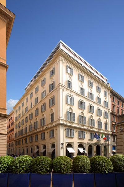 Empire Palace Hotel Rome Centre Photo Gallery 4 Stars Luxury Suites