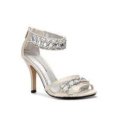 My wedding shoes!! Adrienne Vittadini Gabrielle Sandal