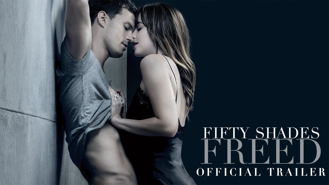 Fifty Shades Freed Official Trailer Hd Con Imagenes 50