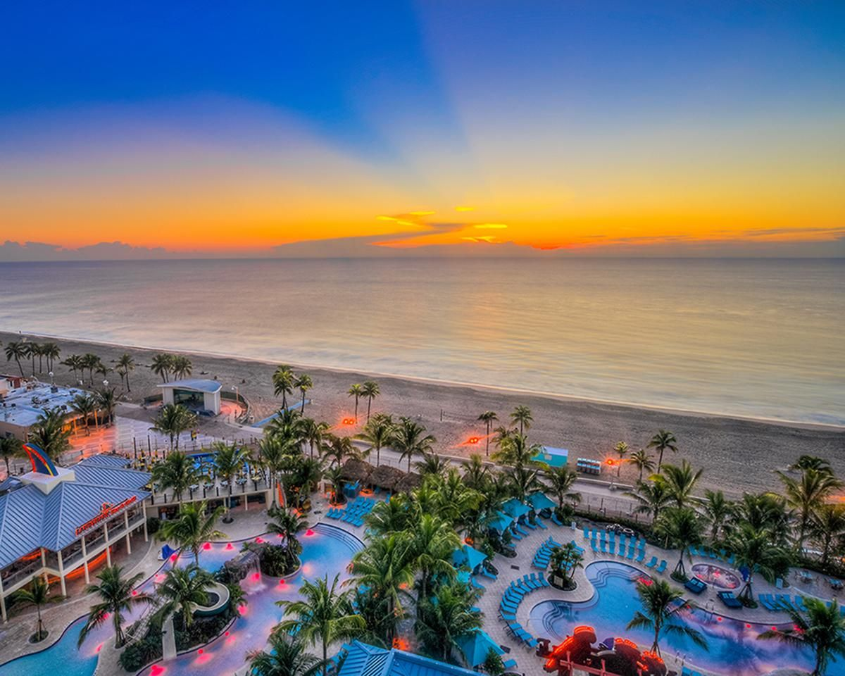 Margaritaville Hollywood Beach Resort Named To 25 Best Romantic Vacations In Florida List