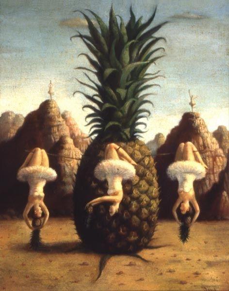Ilya Zomb - In the Shadow of Pineapple