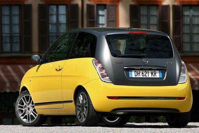 Lancia Ypsilon 1.3 Sport Momo | Lancia | Pinterest | Cars