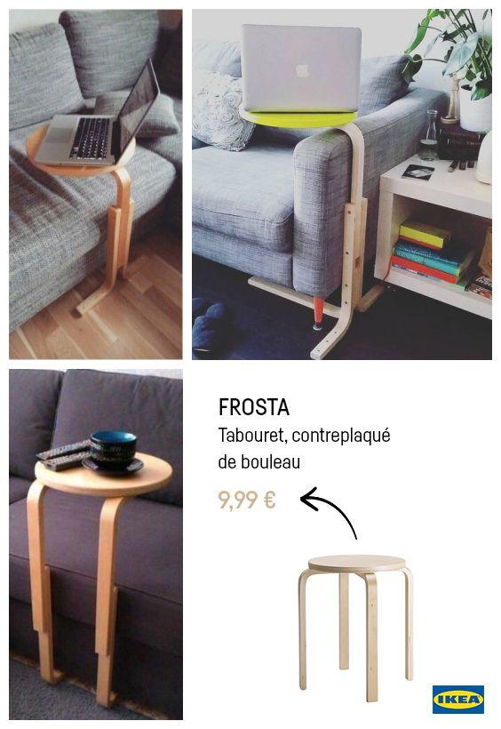 Les Ikea Hacks Le Must De La Deco Personnalisee Rhinov Idee Deco Ikea Diy Meuble Ikea Meubles Ikea