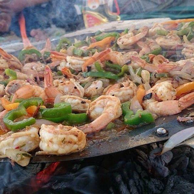 يوميات شري On Instagram جمبري او روبيان على الصاج Food Arabic Food Chicken