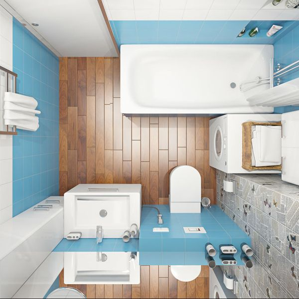 Beau 10 Extraordinary Small Blue Bathroom Ideas Inspiration