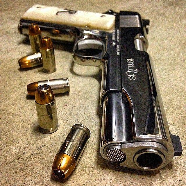 Remington R1 1911  45acp High Polished pistol  | Second Amendment