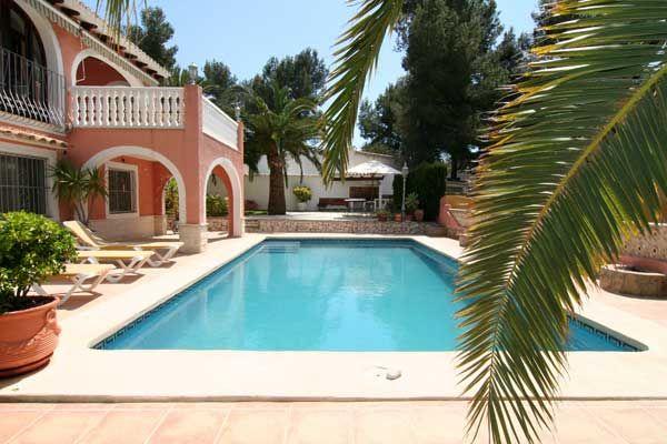 Location Villas Espagne maison de vacances Pinterest Maison de