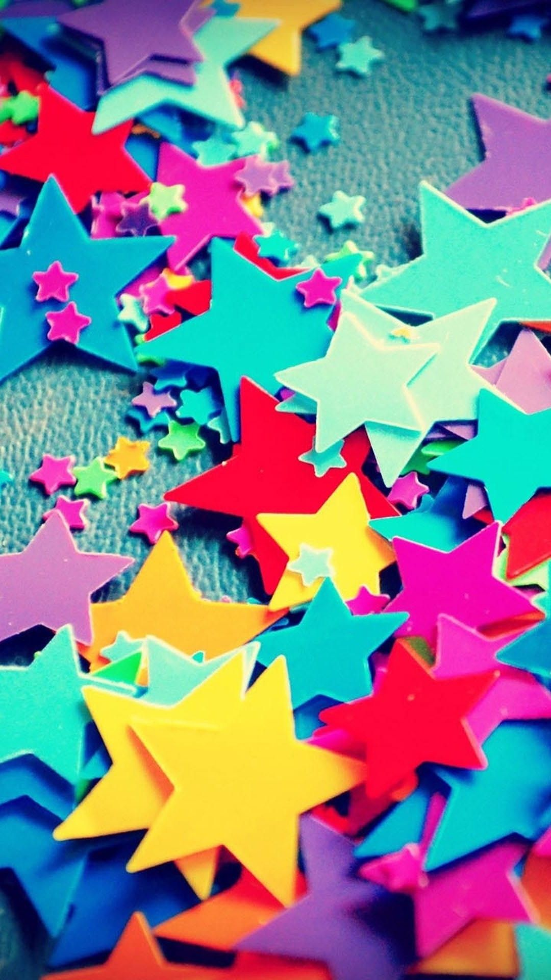 Stars ☆ Download more colorful iPhone Wallpapers at ...