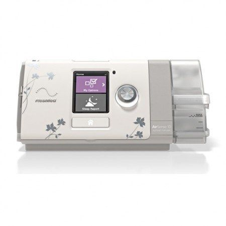 Resmed Auto Set For Her Sleep Apnea Cpap What Is Sleep Apnea