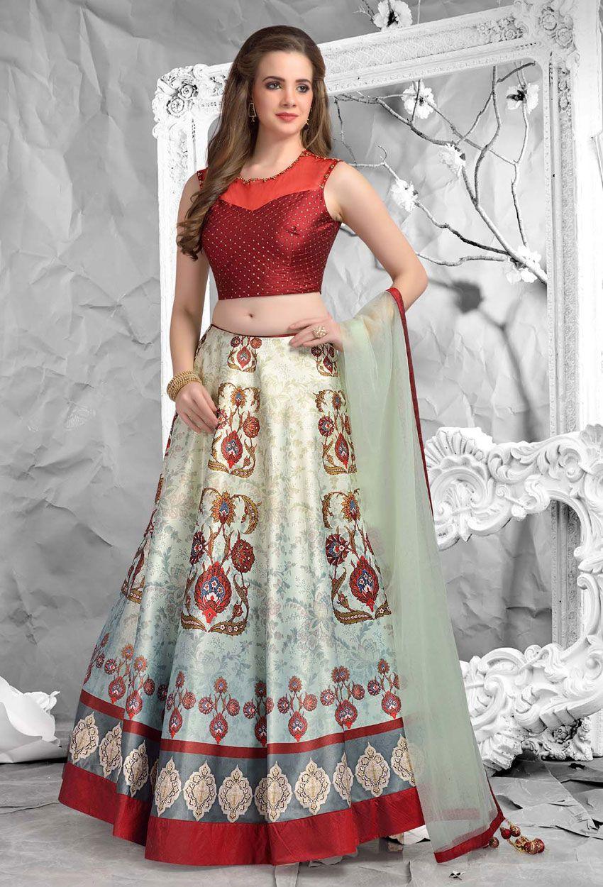 Indian Raghvanshi  Jaipuri Bridal Lehenga choli Girlish Handmade Lehenga Choli  redy to wear stiched blouse
