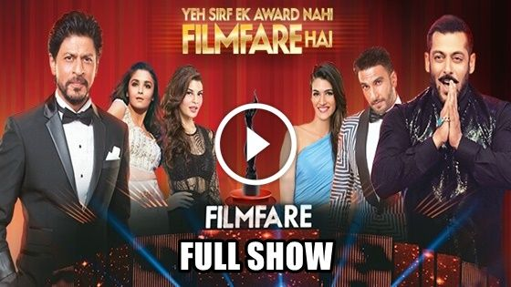 Filmfare Awards 2018 Full Show 25th February 2018 - badtameez dil
