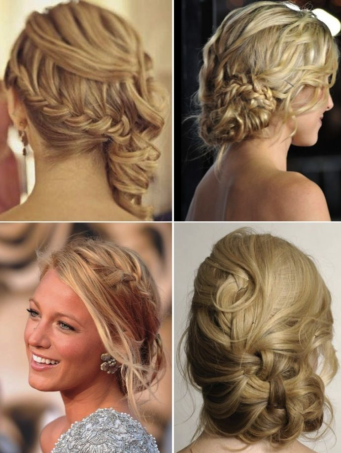 Hairstyle With Braids easy braids crown braid Updo With Braids Braided Bliss Fashion Forward Wedding Hairstyles