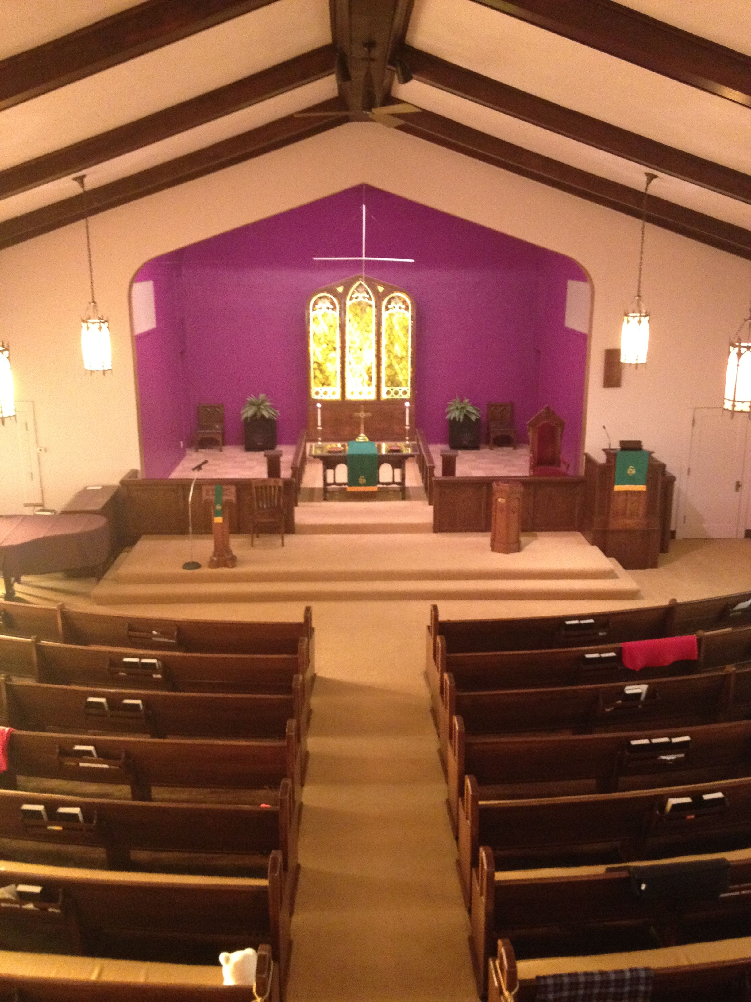 First congregational ucc of red oak is a progressive