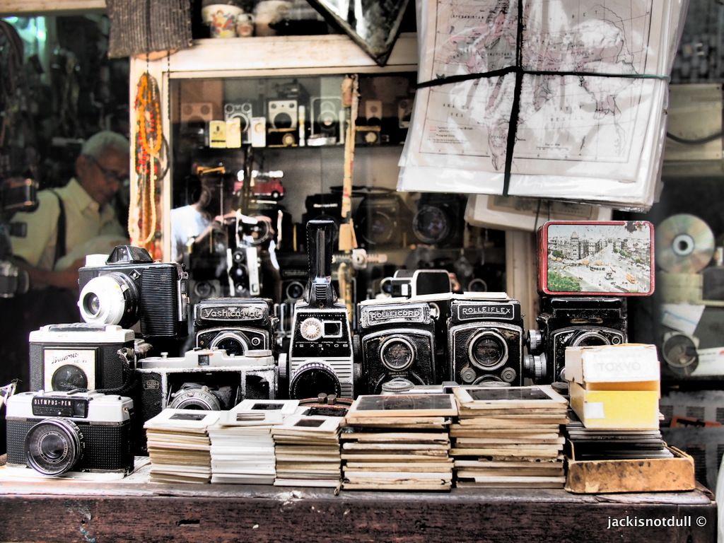 Chor Bazaar Mumbai