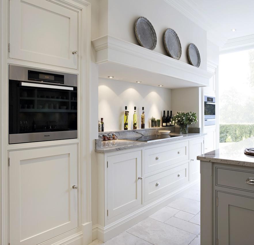 Tom Howley Kitchen UK Vanity design, Uk kitchen, White doors